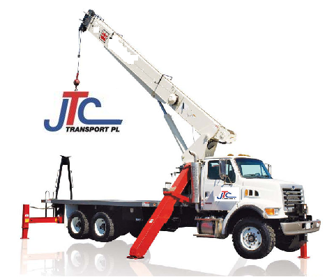 Crane Truck Hire in Melbourne | JTC Transport Melbourne